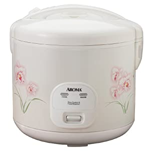 Aroma ARC-1266F 12-Cup (Cooked) Rice Cooker and Food Steamer by Aroma