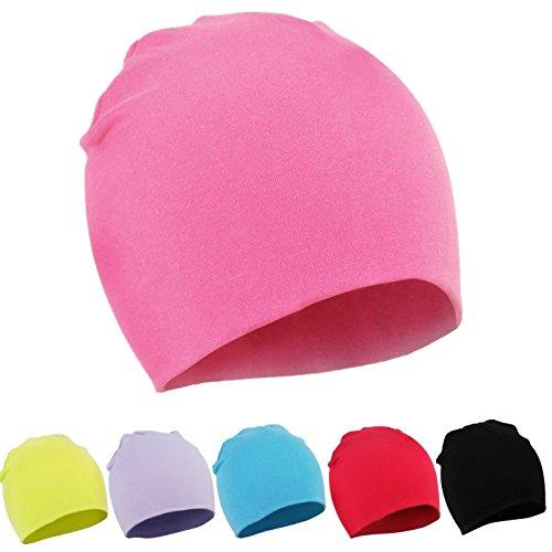 zando-toddler-stripe-baby-cotone-morbido-cute-cappello-bambini-a-maglia-berretti-cap-f-6-pack-mix-co