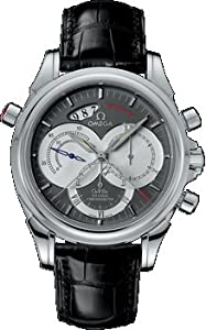 Omega De Ville CoAxial Rattrapante Split Seconds Chrono Watch 4848.40.31