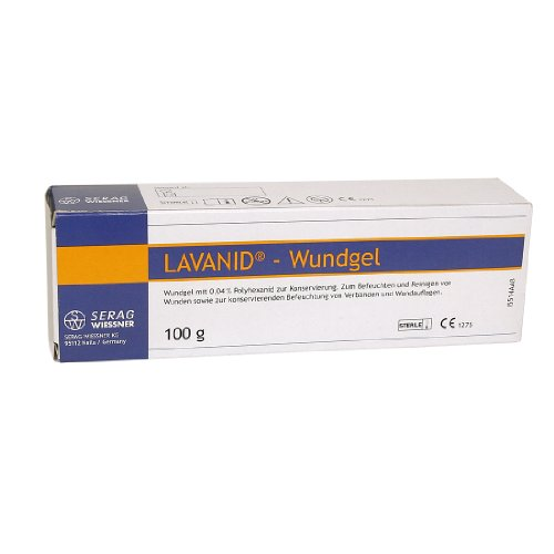 lavanid-wundgel-tube-100-g