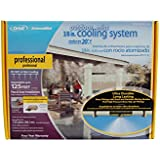 Orbit 10060 Arizona Outdoor Misting System 3/8-Inch Professional Outdoor Cooling Set