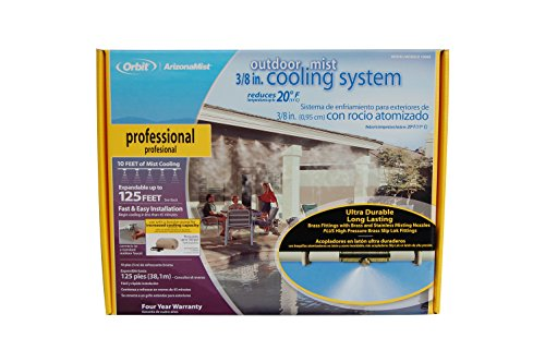Orbit 10060 3 8 Quot Professional Misting System For Outdoor