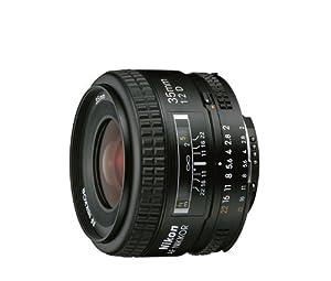Nikon 35mm f/2D AF Wide-Angle Nikkor Lens for Nikon 35mm and Digital SLR Cameras from Nikon