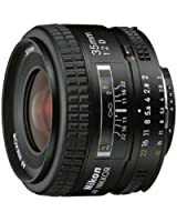 Nikon AF 35mm f/2.0 D Objectif grand angulaire compact