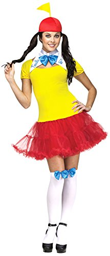 Fun World Costumes Women's Tweedle Dee Dum Adult Costume