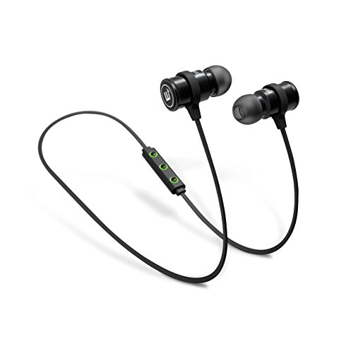 Brainwavz BLU-100 Sport Bluetooth 4.0 APTX Headphones