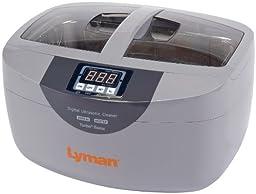 Lyman Turbo Sonic Case Cleaner (115-Volt)
