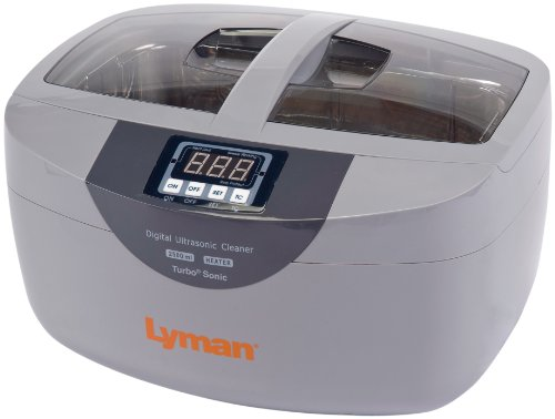 Fantastic Deal! Lyman Turbo Sonic Case Cleaner (115-Volt)