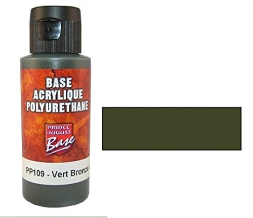 Vallejo UK Bronze Green Primer Acrylic Polyurethane, 60ml