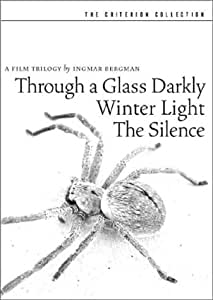 Ingmar Bergman Trilogy (Through a Glass Darkly / Winter Light / The Silence) (Criterion Collection)
