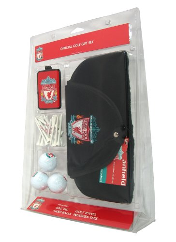 Liverpool FC Golf Gift Set
