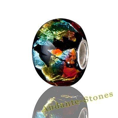 andante-stones-925-sterling-silber-glas-bead-sealife-schwarz-multicolor-metallic-element-kugel-fur-e