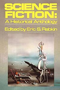 "Cover of ""Science Fiction: A Historical A..."