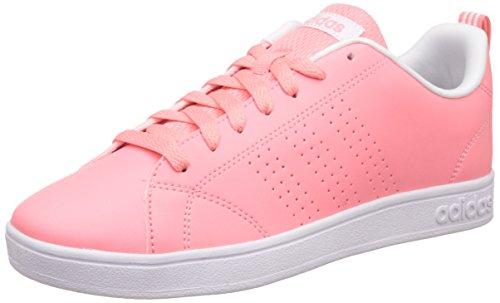 adidas ADVANTAGE CLEAN VS W - Scarpe da ginnastica da Donna, taglia 38, colore Rosa