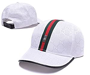 96% off Accessories - NEW unisex White GUCCI logo baseball ... |White Gucci Hat