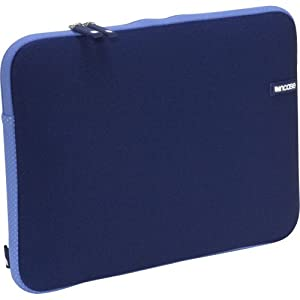 Incase Incase Neoprene Sleeve for MBP 13-Inch - Blue Depths/Cornflower Blue (CL57742)