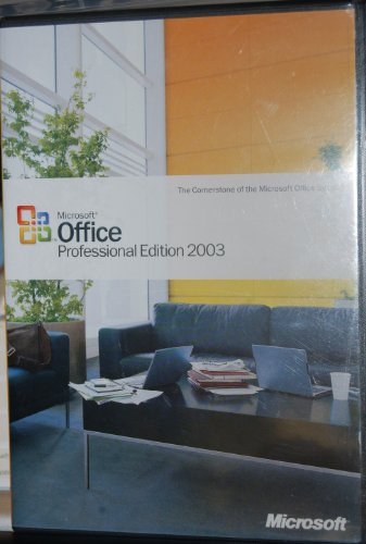 Microsoft Office Professional Edition 2003 (Windows Office 2003 compare prices)
