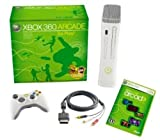 Xbox 360 Arcade Console with Sega Superstar Tennis (Xbox 360)