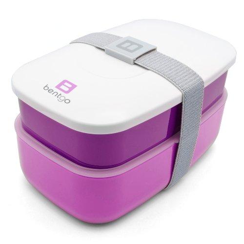 Bentgo Box Tout-en-un Empilable Lunch Box - 2 Conteneurs