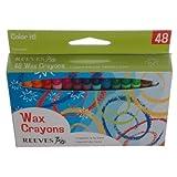 Color It 48 Wax Crayons