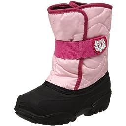 Kamik Snowbug 2 Cold Weather Boot (Toddler),Pink,10 M US Toddler