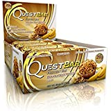 Quest Protein Bars, Banana Nut Muffin, 36 Bars Quest -egs4