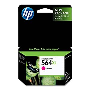 HP 564XL Magenta Ink Cartridge
