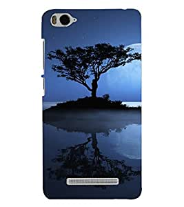 PRINTSHOPPII NATURE Back Case Cover for Xiaomi Redmi MI 4C::Xiaomi Mi 4C