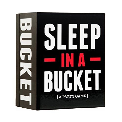 Buy Sleep In A Bucket Now!
