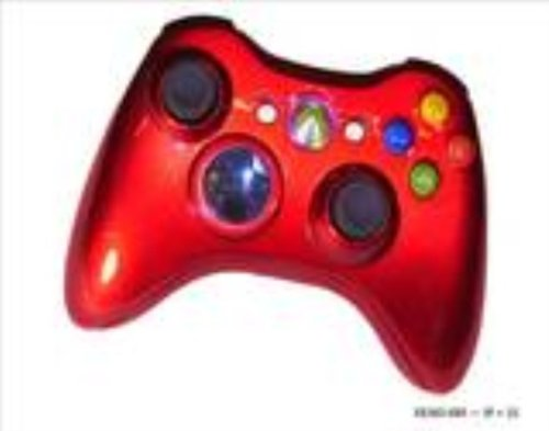TGC ® New Xbox 360 7 Mode Red Modded COD5 Rapid Fire Controller UK