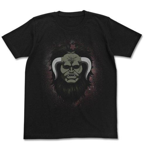 銀魂 屁怒絽Tシャツ ブラック サイズ:M