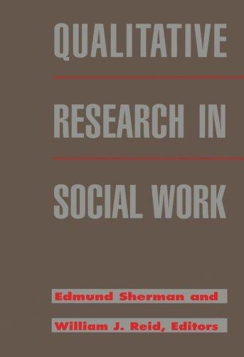 Qualitative research social enterprise