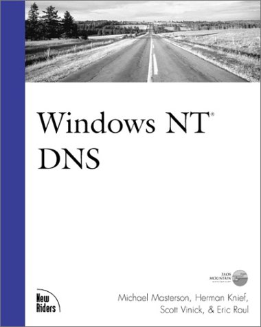 Windows Nt Dns (New Rider'S Professional Series)