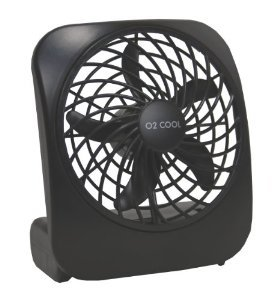 "DESKTOP FAN 5"" AC/BATT"