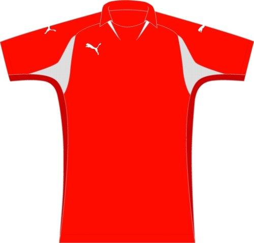 Puma v-Kat Shirt rot Gr.L