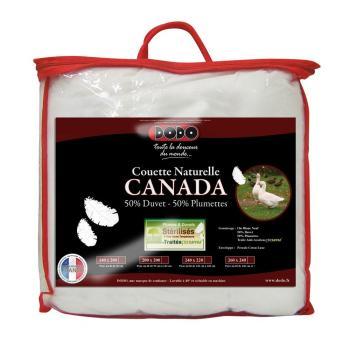 dodo couette canada 50 duvet 240x260 tr s chaude naturel anti acariens uyfgdjkhgj. Black Bedroom Furniture Sets. Home Design Ideas