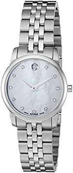 Movado Museum Classic Stainless Steel Women's Watch