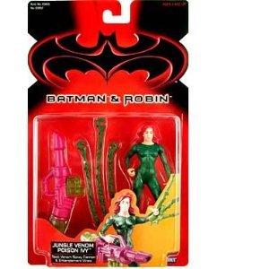 Batman & Robin Jungle Venom Poison Ivy Action Figure