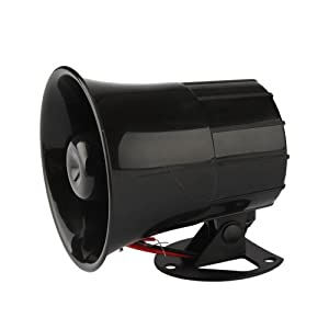 Super Power Electronic Wired Siren Horn-626 for Alarm System