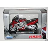 Welly - '01 Yamaha YZF1000R Thunderace Die Cast model Scale 1:18