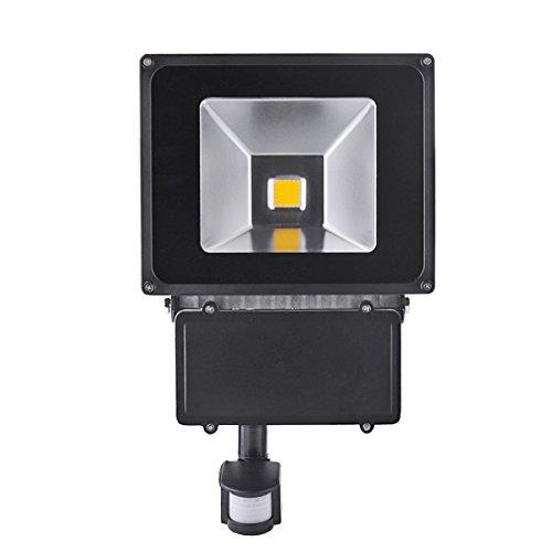 100W Led Floodlight Outdoor Light ,Ac 85-265V Warm White