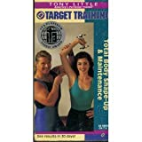 "Tony Little - Target Training - Total Body Shape-<a class=""alrptip"" href=""http://www.aboutdogs.info/dog-videos/how-to-stop-jumping-up-clicker-dog-training/"">Up</a> &#038; Maintenance [VHS]"