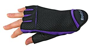 Reebok Women's Fitness Gloves (Medium)