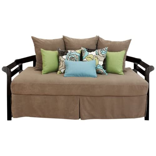 Amazon Chooty Rainmaker Chocolate Fitted Daybed