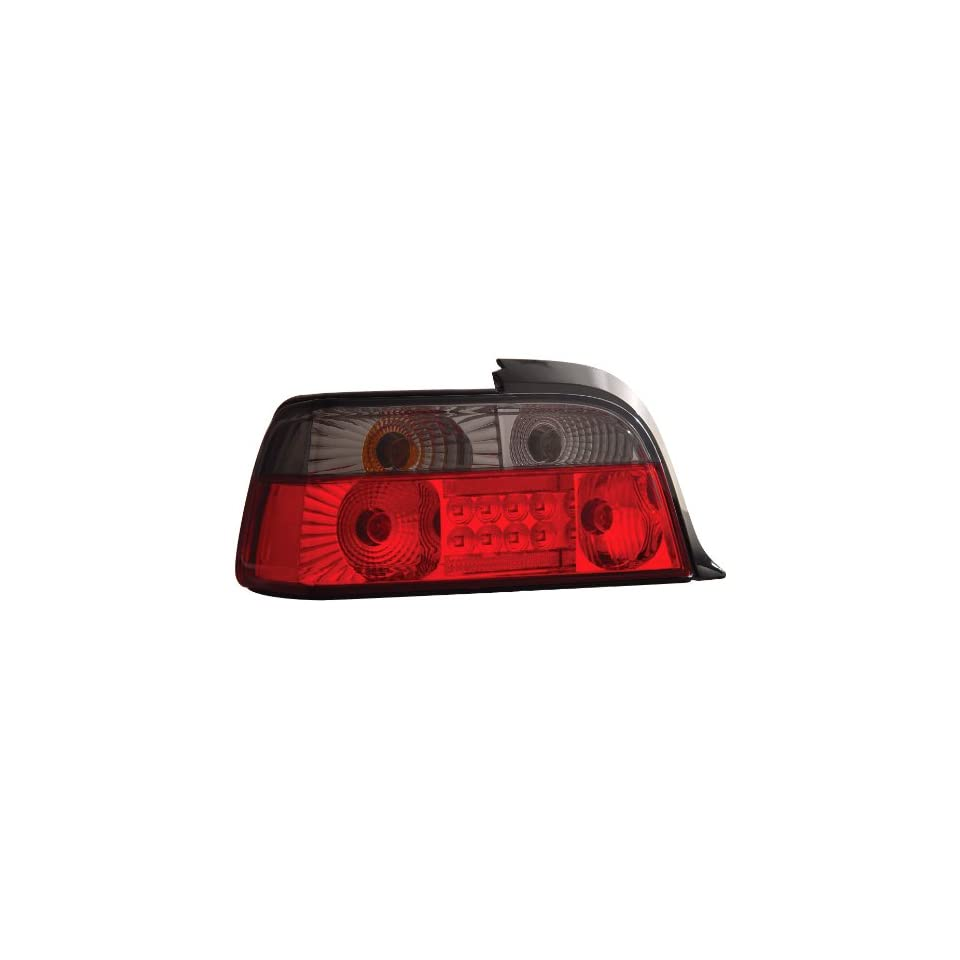 Anzo USA 321124 BMW Red/Smoke LED Tail Light Assembly   (Sold in Pairs)