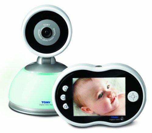 Tomy Digital Video Plus Monitor TDV450 Digital Baby Video Monitor