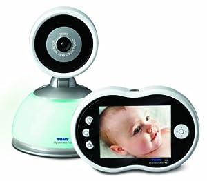 TOMY TDV450 Digital Video Plus Baby Monitor