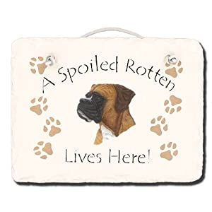 KimsCrafts Dog Collection Handmade in Maine Stenciled 6