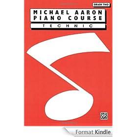 Michael Aaron Piano Course / Technic / Grade 2