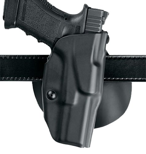 Safariland Glock 20, 21 6378 ALS Concealment Paddle Holster (STX Black Finish) from Safariland